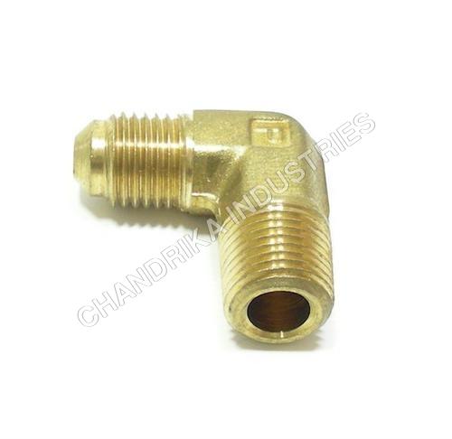 Brass Elbow Adapter