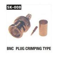 BNC Plug Crimping Type