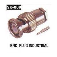 BNC Plug Industrial
