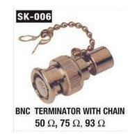 BNC Terminator With Chain