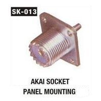 AKAI Socket Panel Mounting
