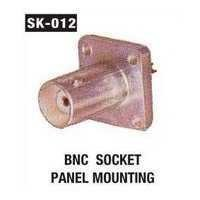 BNC Socket Panel Mounting