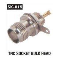 TNC Socket Bulk Head