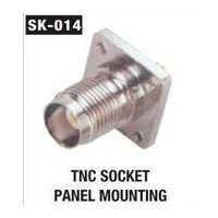 TNC Socket Panel Mounting