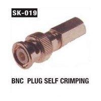 BNC Plug Self Crimping