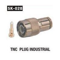 TNC Plug Industrial