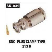 BNC Plug Clamp Type 213 U