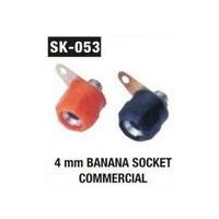 4 mm Banana socket Commercial