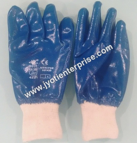 Nitrile Full Deep Cut Resistance Gloves
