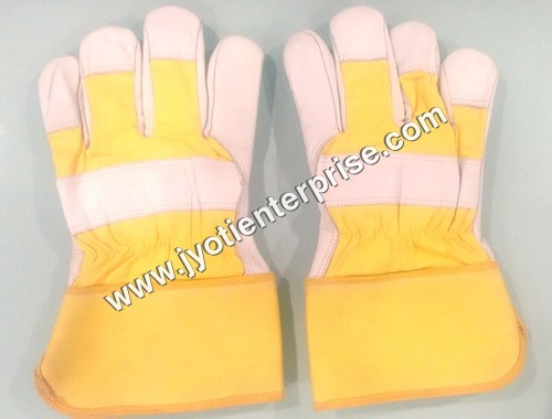 Chrome Leather Canadian Gloves