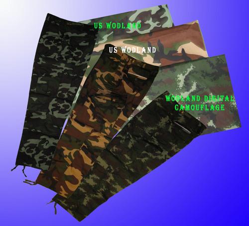 Military Combat Uniform Trousers