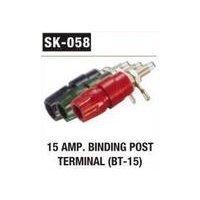 15 AMP. Binding Post Terminal (BT 15)