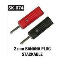 2 mm Banana Plug Stackable