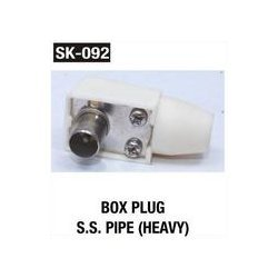 Box Plug S.S. Type Pipe