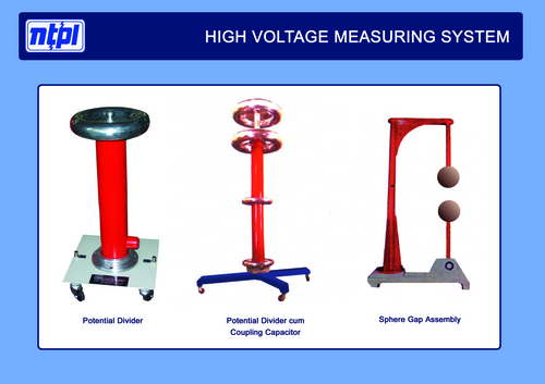 High Voltage Measuring System