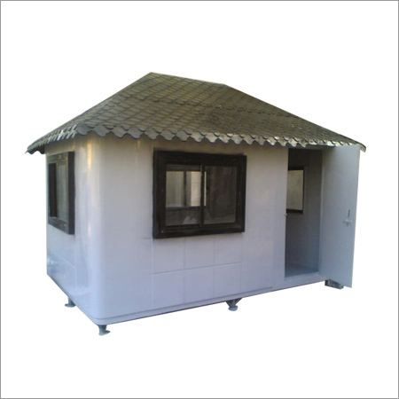 FRP Moulded Security Cabins