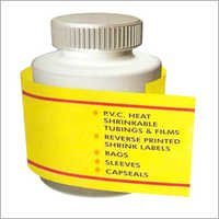 Reverse Printed Shrink Labels