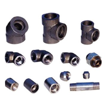 M.S. Forged Pipe Fittings