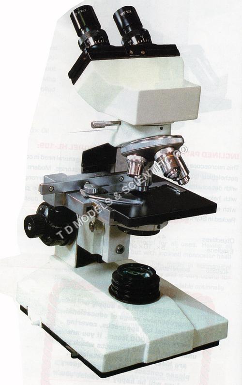 RESEARCH MICROSCOPE MODEL
