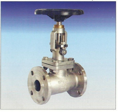 Globe Steam Valve Flanged End