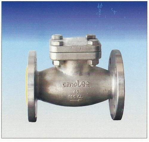 Non Return Valve Flanged End