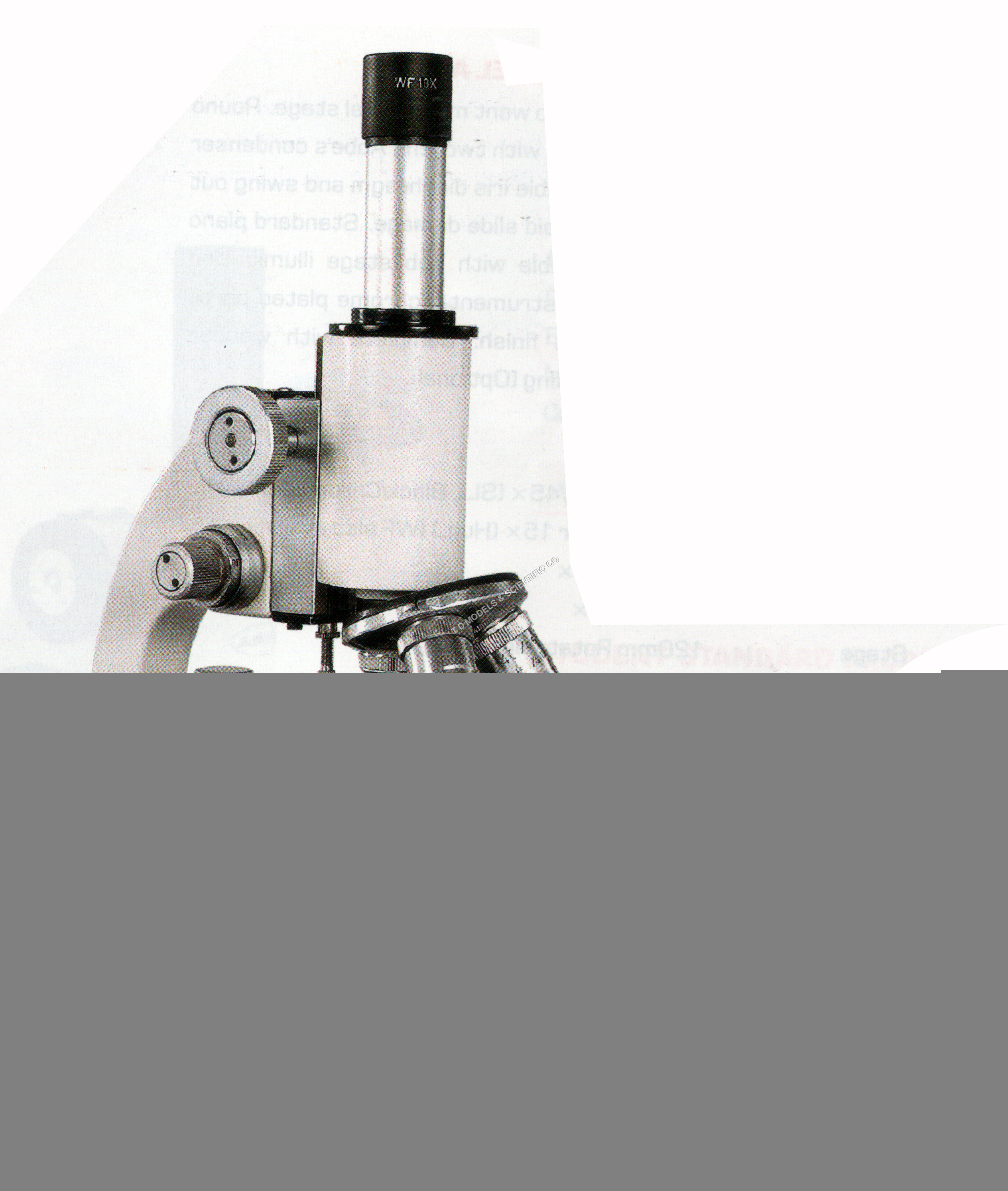 LABORATORY MICROSCOPE MODEL A1