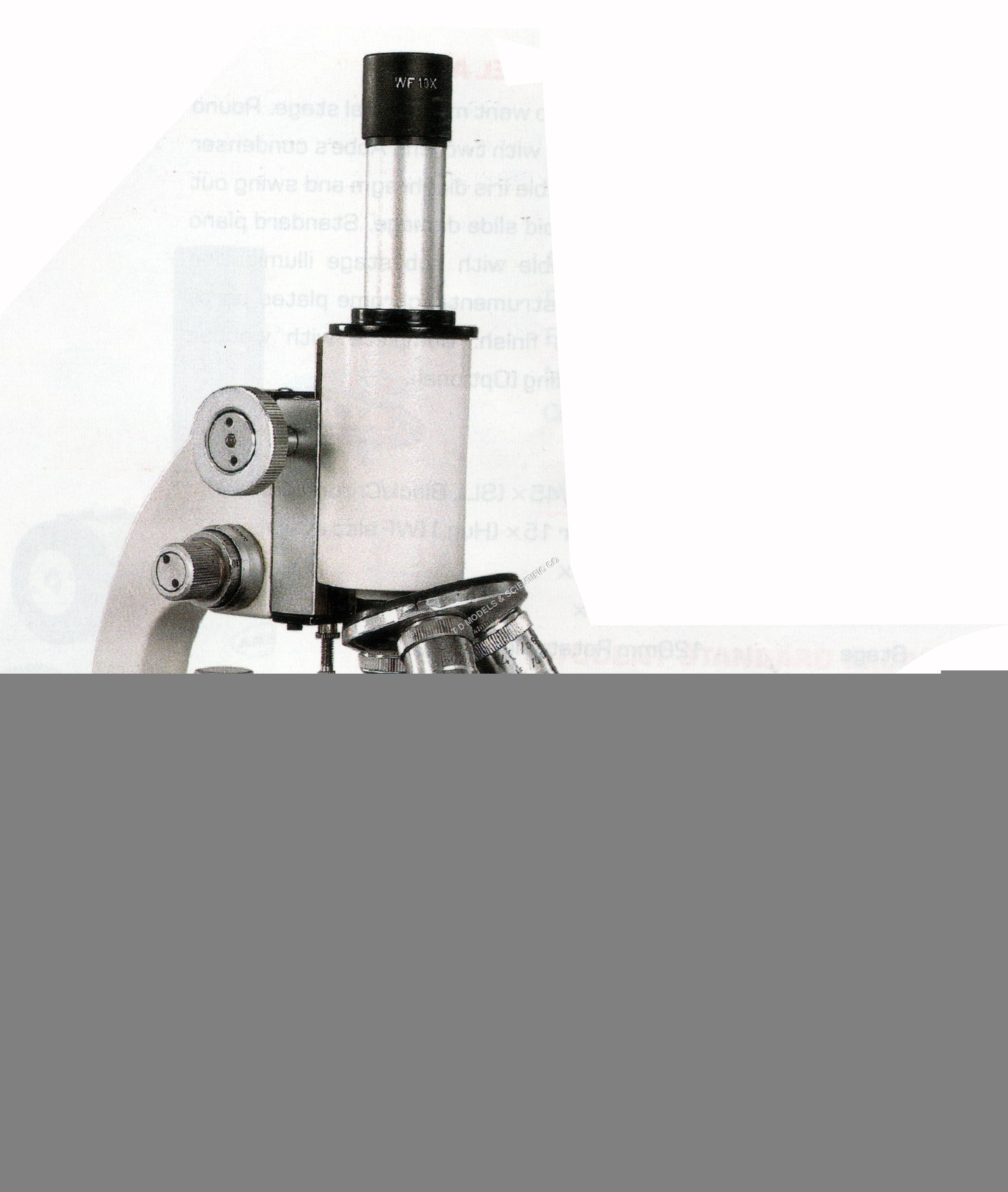 LABORATORY MICROSCOPE MODEL A1