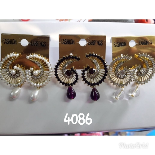 Trendy Fashion Earring