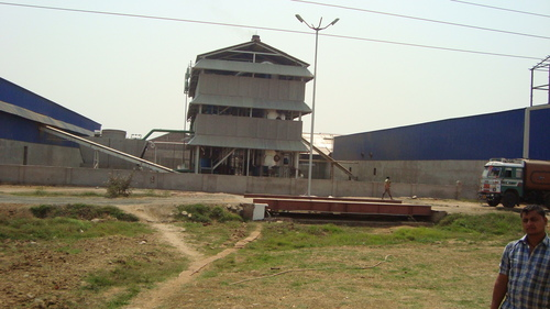 Rice Bran Based Solvent Extraction Plant