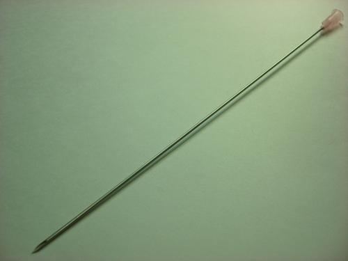 Aspiration Disposable Needle