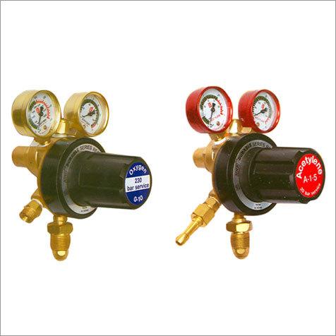 Multi Stage Gas Regulators