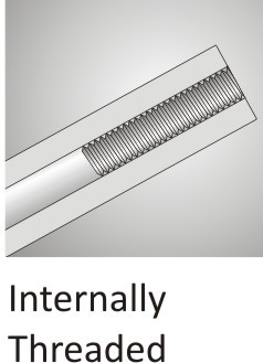 Internally Threaded Cannula