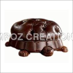 Leather Tortoise Sofa