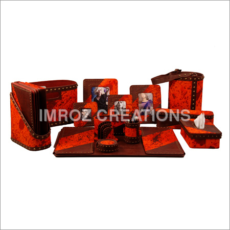 Designer Leather Products