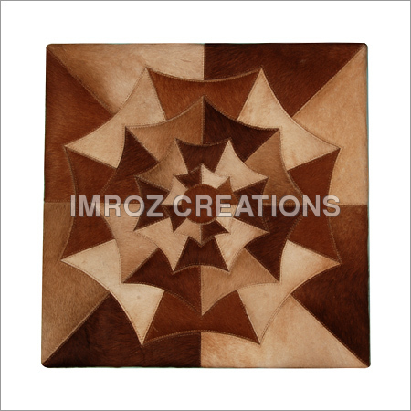 Decorative Leather Tiles
