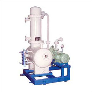 Liquid Ring Vacuum Pumping System
