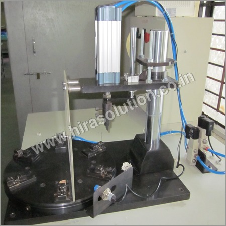 Pneumatic Hydraulic Machine