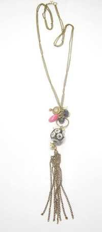 charms pendant with stones