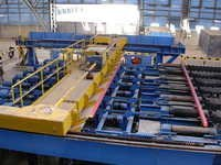 Continuous Casting Machine Pusher Assembly