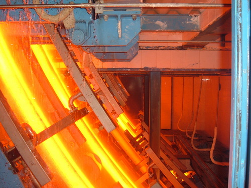 Steel Casting Machine