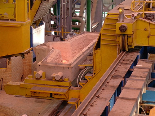 Continuous Casting Machine Tundish