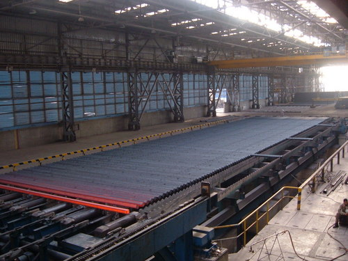 Continuous Casting Machine Cooling Bed