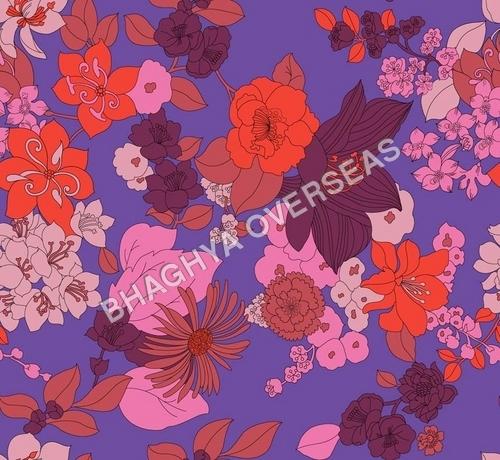 Printed Fabric Pario