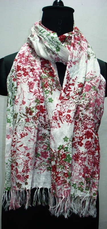 Indian Printed Stole
