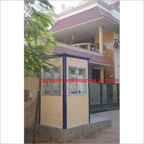 Prefabricated House Security Room