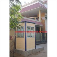 Prefabricated House Security Room