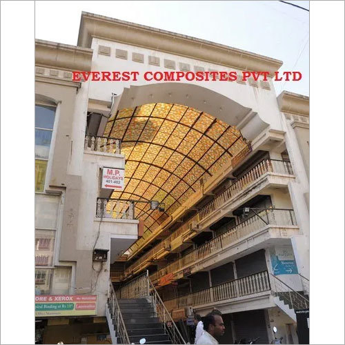 Decorative FRP Sheet Shed