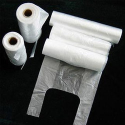T Shirt Bags on Roll