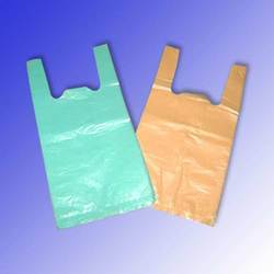 Blocked T Shirt Bags