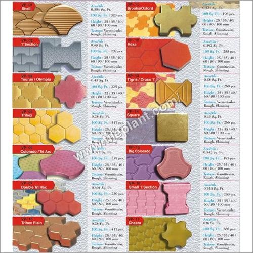 Designer Tiles Mould